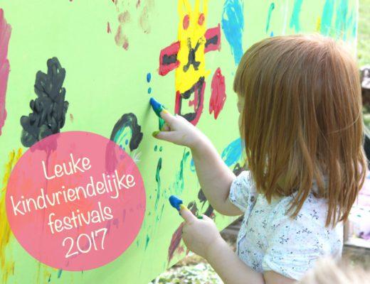 leuke kindvriendelijke festivals 2017, erop uit