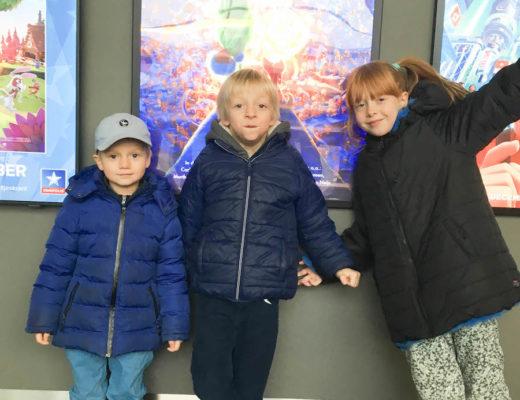 de grinch, familie kerstfilm 2018