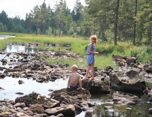 vakantie zweden, familierondreis door zweden, pharosreizen, Gränna, meer in Zweden, reizen met kinderen, zomervakantie,