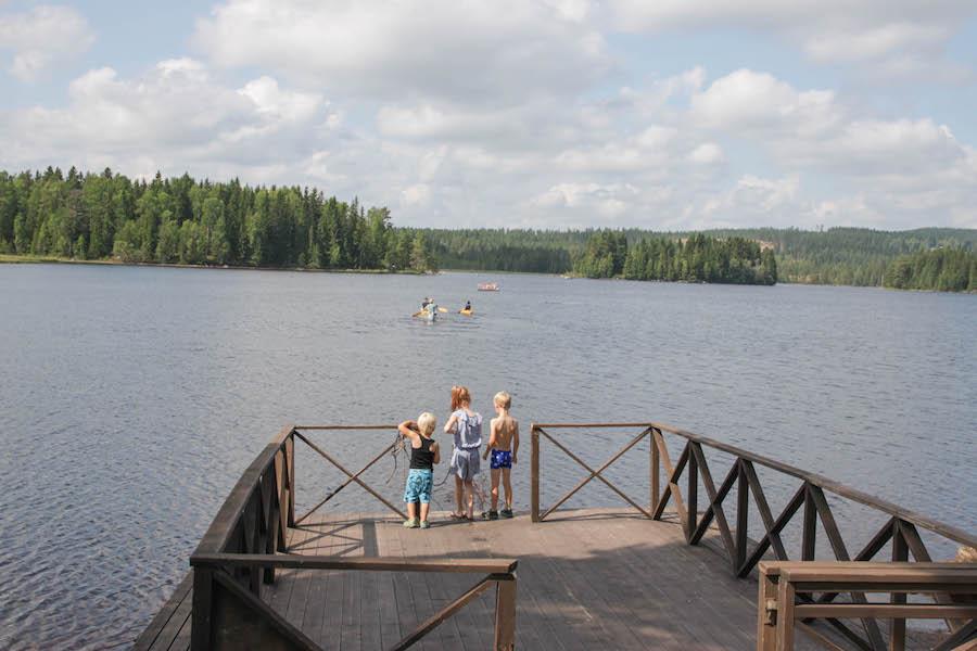 familierondreis Zweden met kinderen, vakantie met kinderen, reizen, Scandinavië, pharosreizen, Snoepen van Zweden
