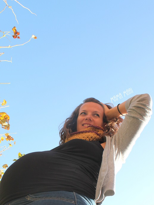 zwanger, dikke buik, 30 weken
