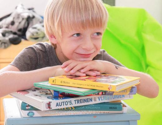 boeken voor jongens 7 jaar, kinderboeken jongens,