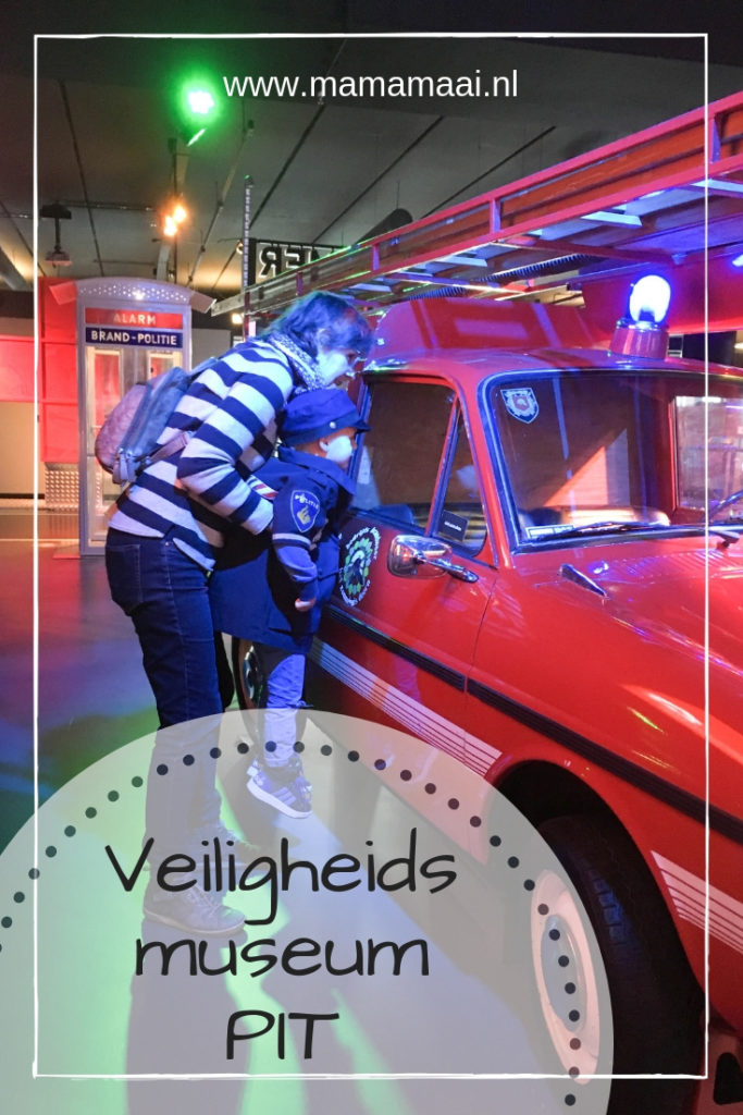veiligheidsmuseum pit, almere, museumjaarkaart, kindvriendelijk museum, flevoland