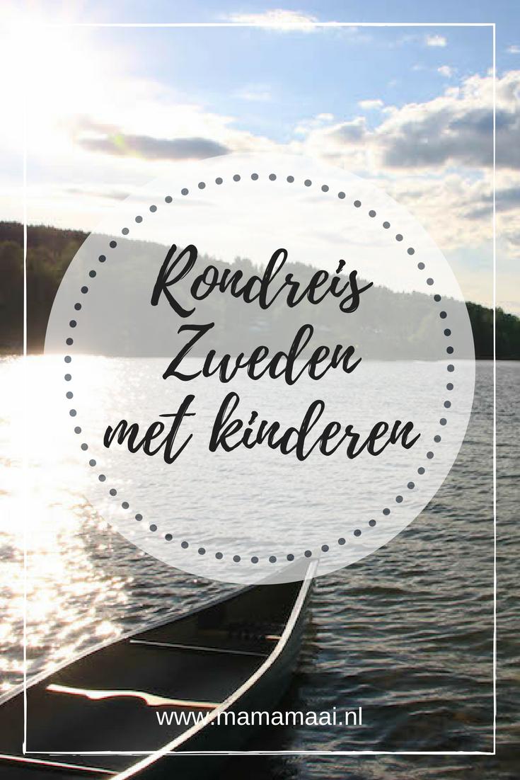 rondreis zweden met kinderen, zomervakantie, pharosreizen, scandinavie