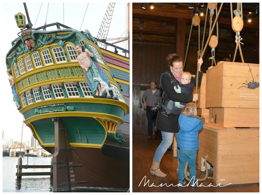 uitje gezin, museum amsterdam