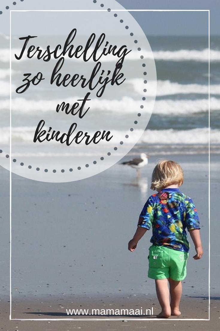 Terschelling met kinderen is zo heerlijk, uitje in Nederland naar de waddeneilanden, strand