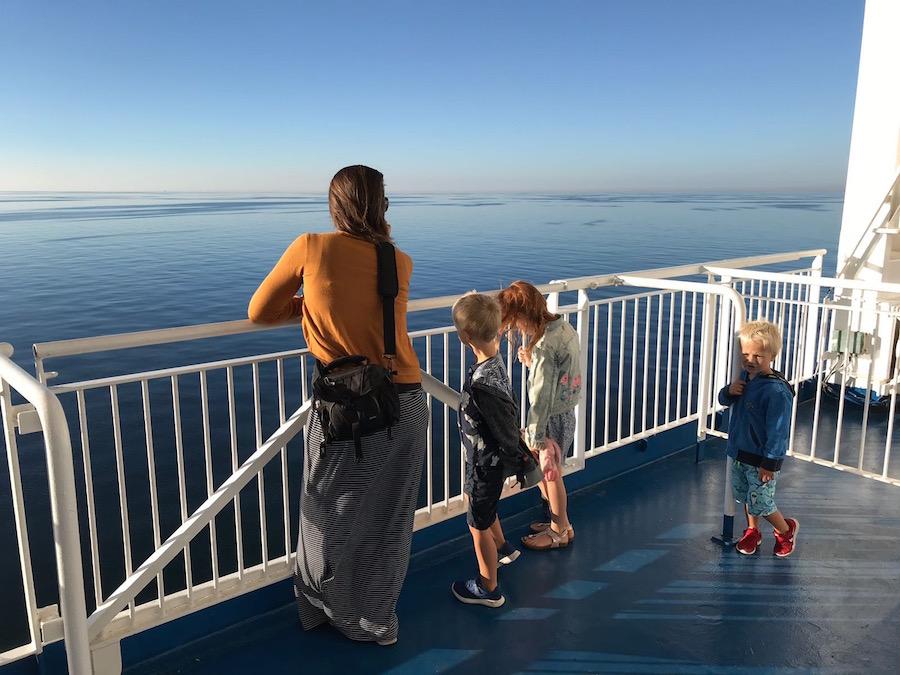 travemunde, snoepreisje door zweden, stenaline, vakantie met kinderen, boottocht, Stenaline, Familierondreis door Zweden, familiereis
