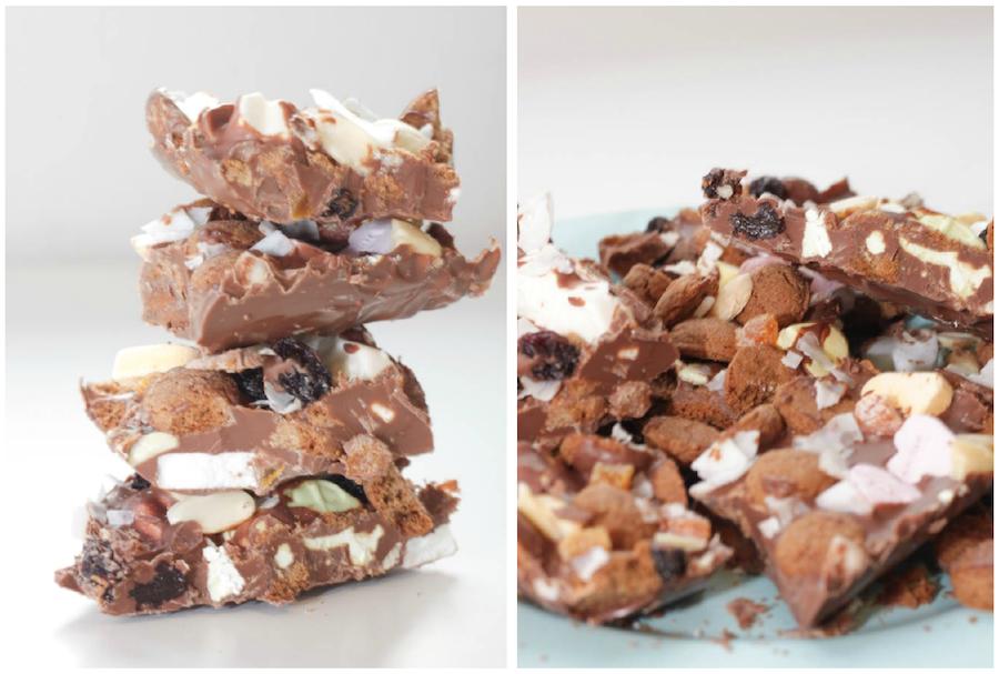 pepernoten chocoladebrokstukken, sinterklaas, snoeprecepten, sinterklaasavond, strooigoed