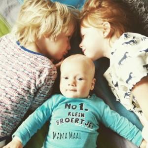 twee of drie kinderen