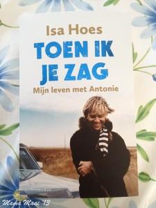 Toen ik je zag, Isa Hoes, Boekverslag, review, Antonie Kamerling