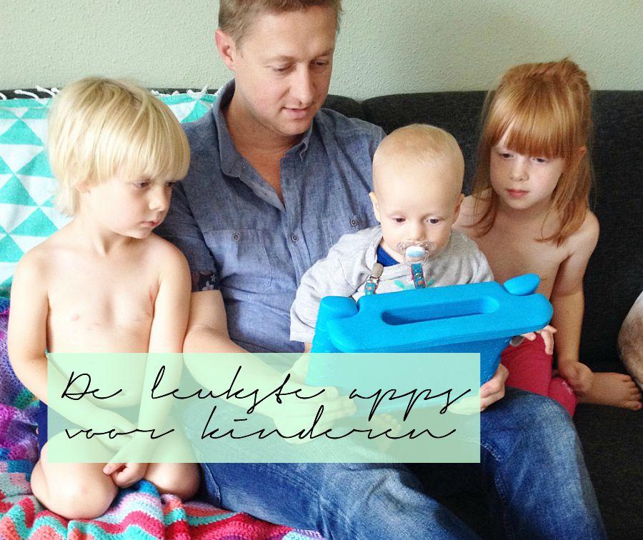 leukste apps voor kinderen, ipad spelletjes