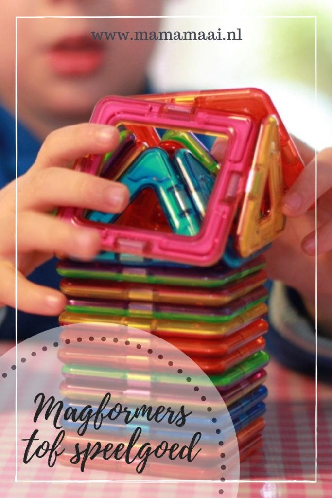magformers speelgoed, magneten