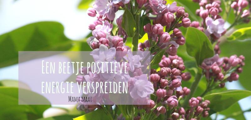 positief, gelukkiger worden