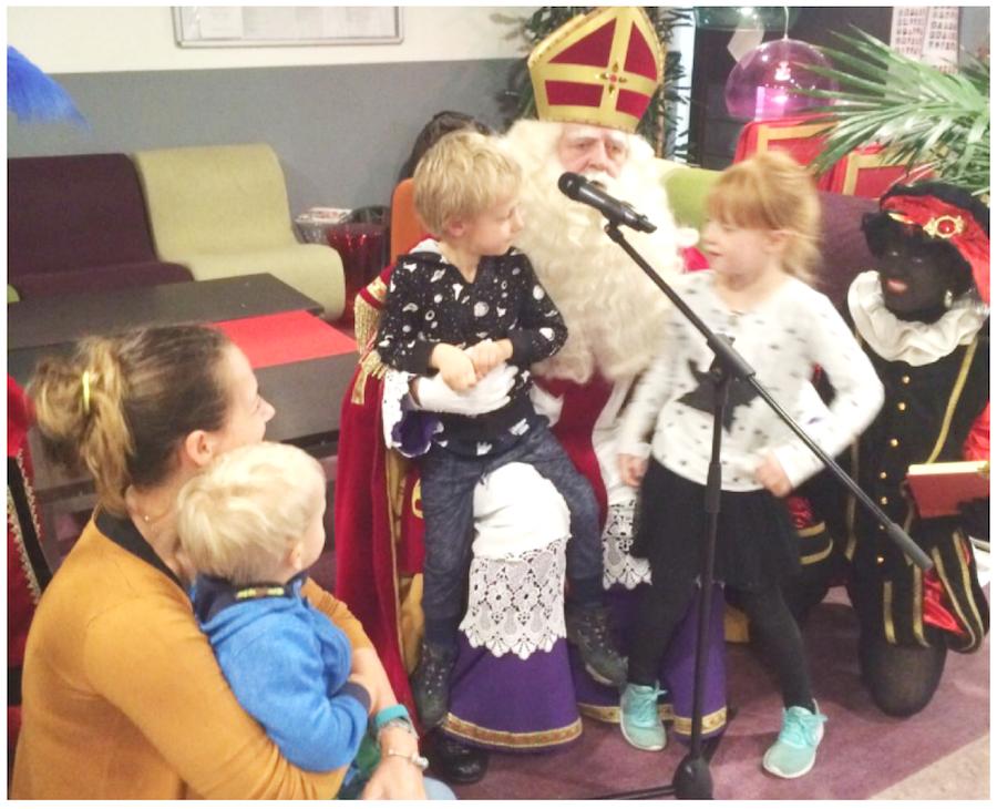 Sinterklaas, ziek van Sinterklaas, Sinterklaasstress
