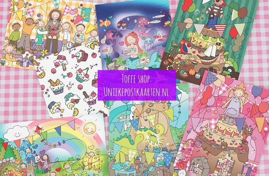 webshop, postkaarten, verjaardagskaarten, geboortekaartjes, uitnodigingen