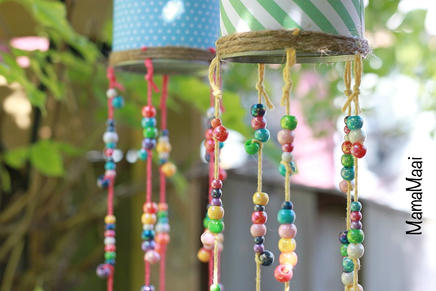 windchime DIY windhanger tuin