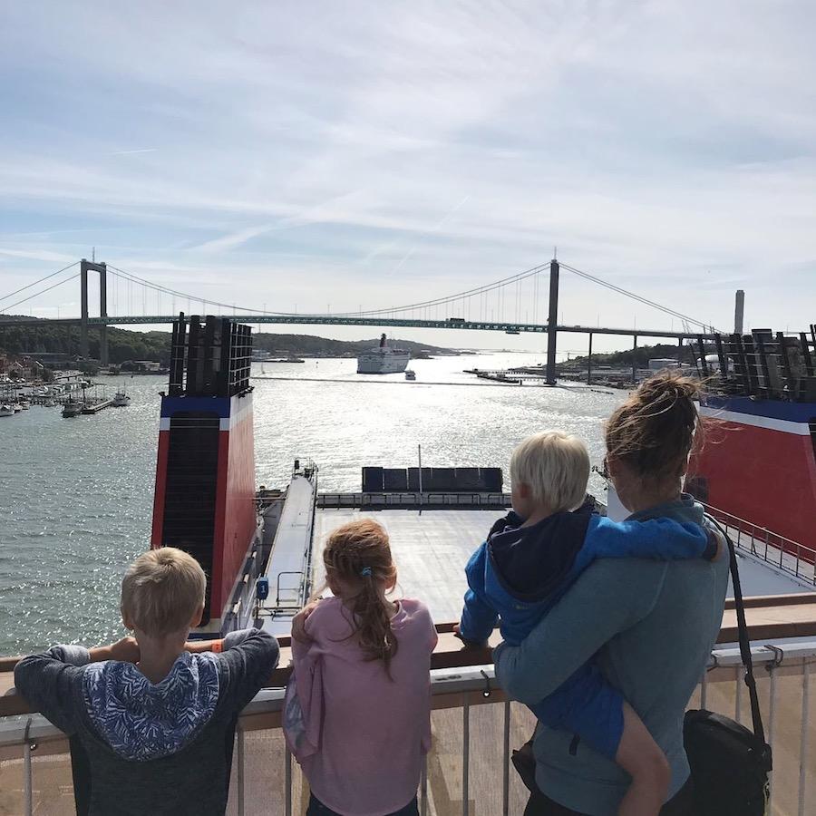 rondreis met kinderen, familiereis, vakantie Zweden, pgaros reizen, stenaline, Götenborg