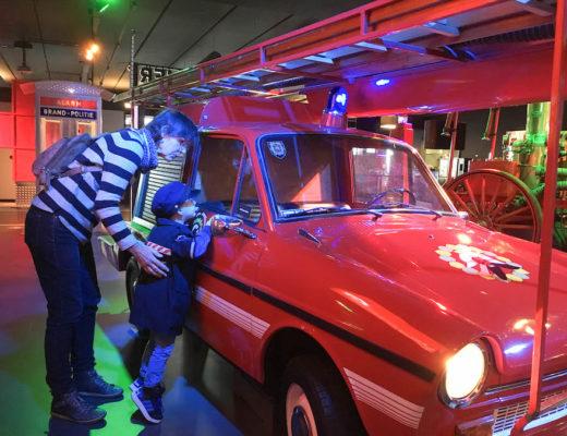 pit veiligheidsmuseum, voertuigen, hulpdiensten, museumjaarkaart, almere, kindvriendelijk museum