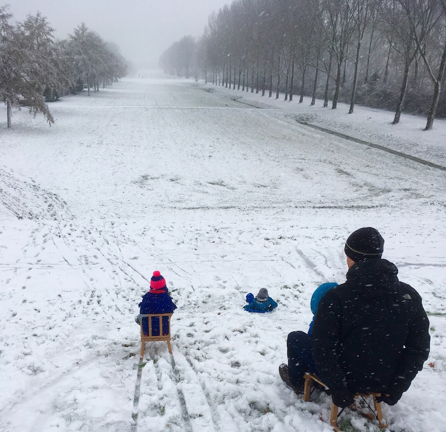 winter, sneeuw, winterwonderland