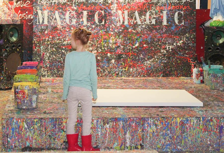 jacksart, gezinsschilderij, uitje met Kinderen, creatief, zelf maken, verven, schilderen, dagje weg met kinderen, leuk uitje, art, familiekunst