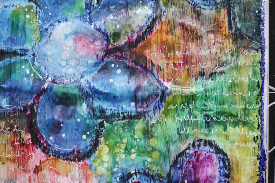 art journal, creative journal, art journaling, art, kunst, creative pages, mixed media