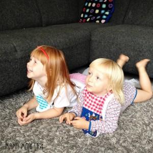 Saampies tv kijken