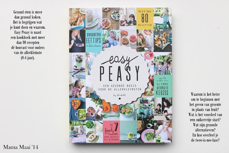 easy peasy, hoe pak je gezond leren eten bij je baby aan