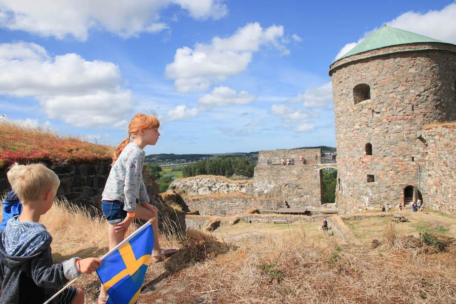 rondreis met kinderen, familiereis, vakantie Zweden, pgaros reizen, Dals Langed,