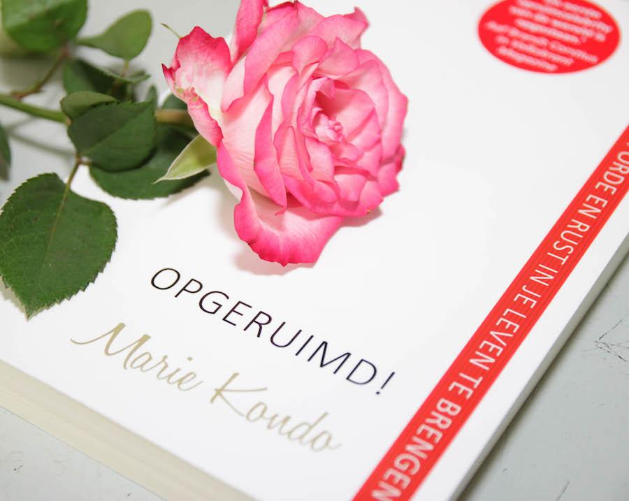 opgeruimd, Marie kond, opruimgoeroe, minimalistisch, minimaliseren, rust in je leven, konmarie methode, zelfhulp boeken, spullen weggooien