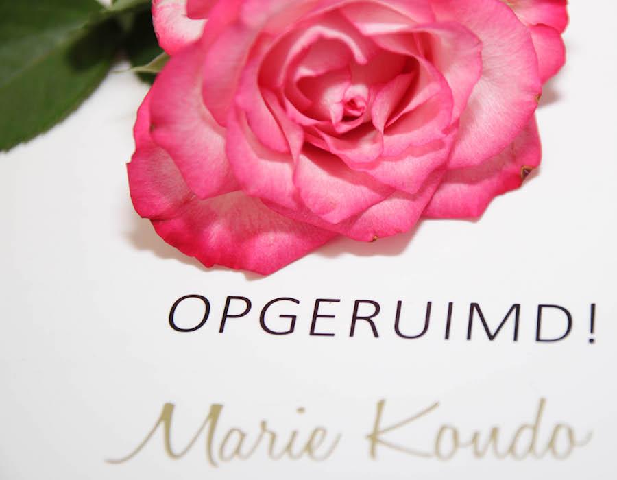 Mamamaai - opruimen met Marie Kondo