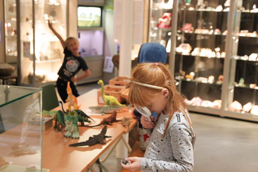 Stenenmuseum, geologisch museum Laren, stenen kringloop, museumjaarkaart, kindvriendelijk museum, dagje weg in Nederland
