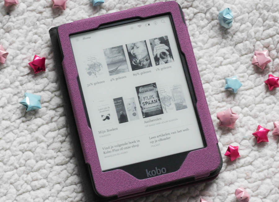 Kobo Clara HD, e-reader, review Kobo