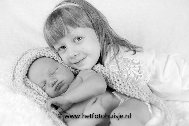 newborn shoot fotohuisje