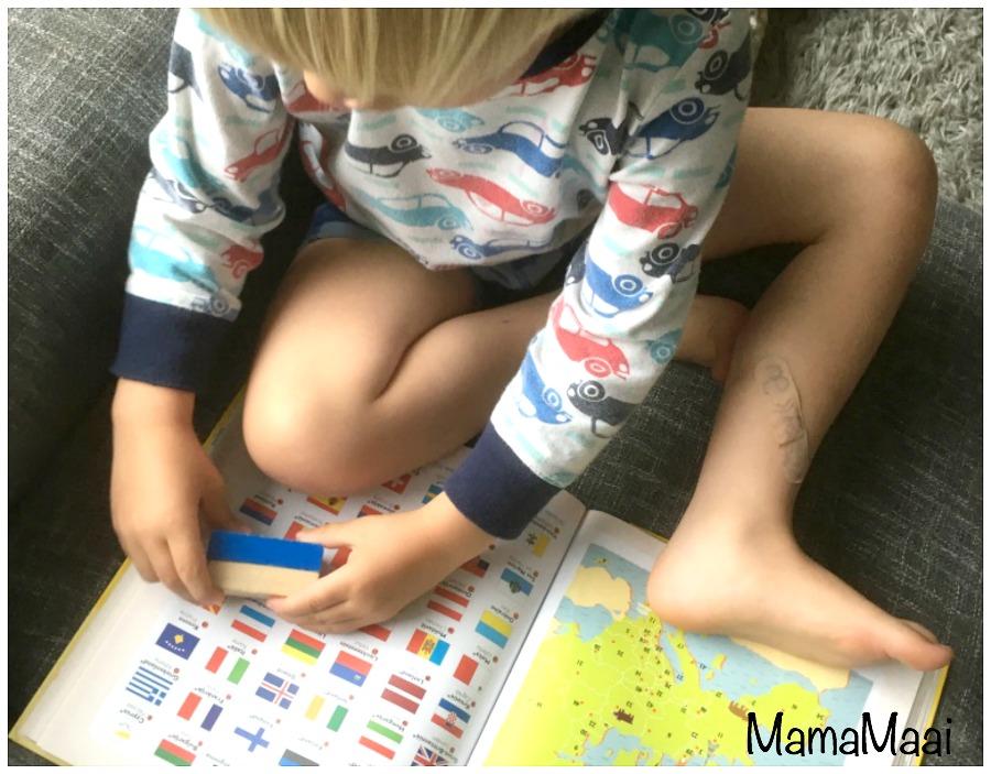eerste grote atlas voor kinderen, kinderboeken tips