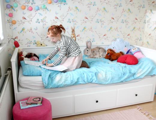 make over meidenkamer, tiener kamer, kinderkamerstyling, kinderkamer