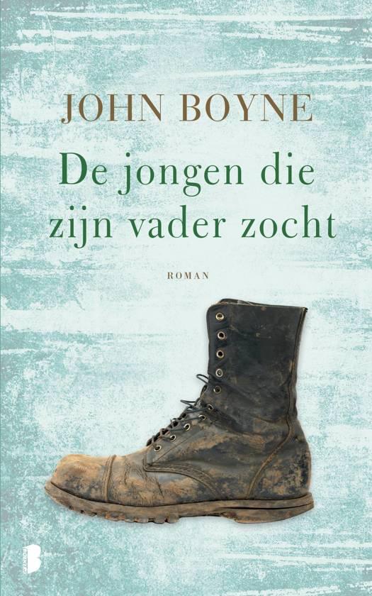 de jongen die zijn vader zocht, john Boyne, oorlogsroman, boek, review
