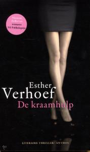 de kraamhulp, esther Verhoef, thriller, boekresencie, samenvatting, review