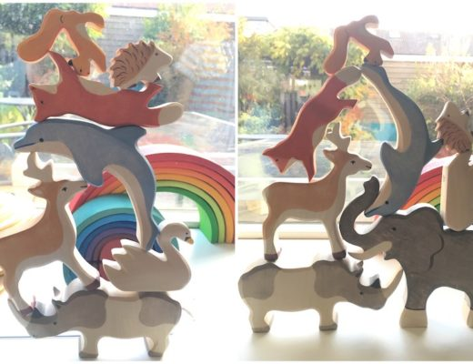 holztiger dieren, leuk speelgoed voor peuters en kleuters, cadeau inspiratie 4/5 jaar, sinterklaas tips, verjaardag kleuter, open einde speelgoed, duurzaam speelgoed