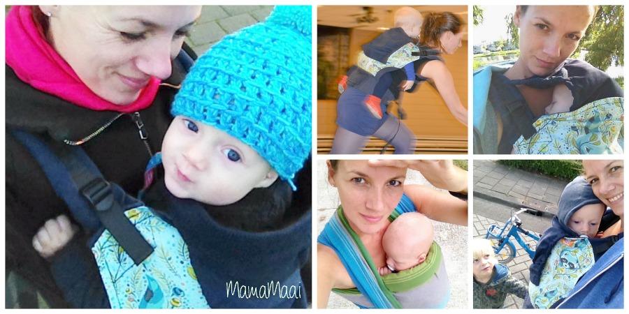 draagzak, babydragen, babycarrying