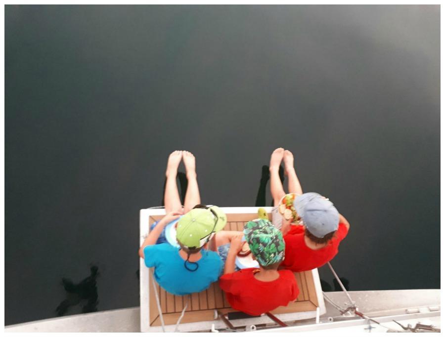 eigenwijs op het water, de wereld rond met kinderen, reizen met kinderen, zeilend de wereld rond