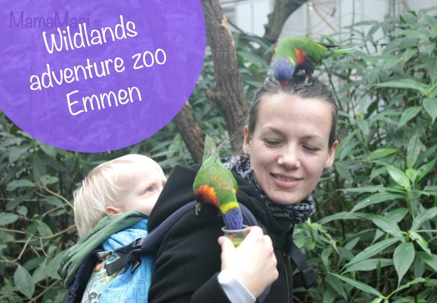 wild lands adventure zoo Emmen, dierentuin, Drenthe, dagje weg met kinderen, uitjes