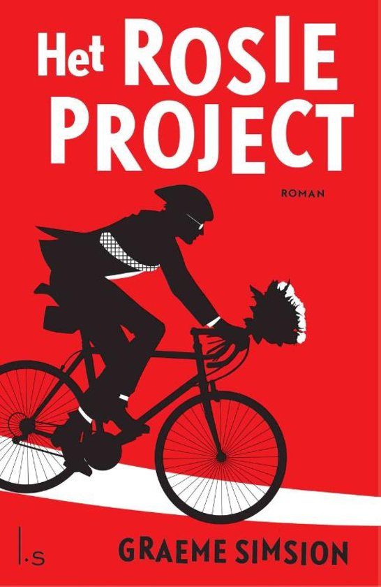 het rosie project, Graeme simsion, roman, boek, review
