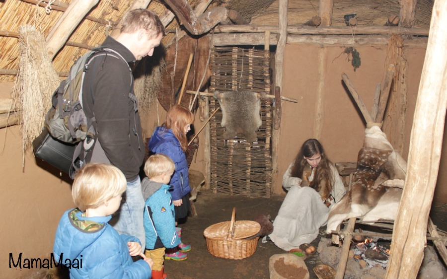 Hunebedcentrum, Drenthe, dagje weg met kinderen, uitjes, museum