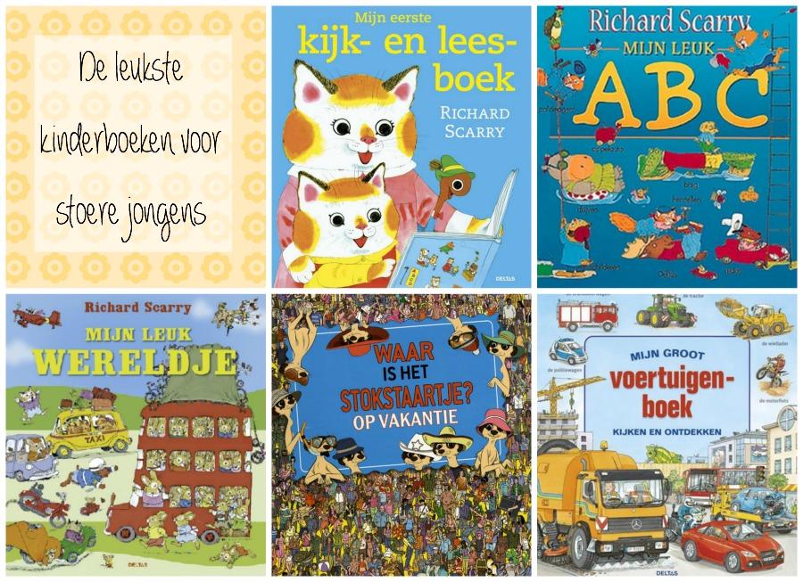 jongens kinderboeken