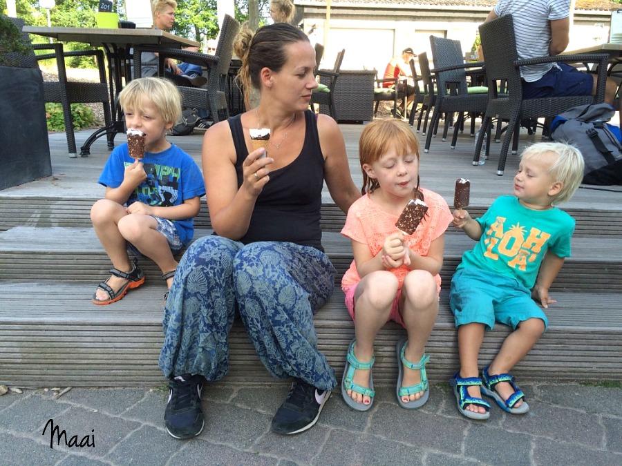 moezel met kinderen, duitsland, landal Sonnenberg