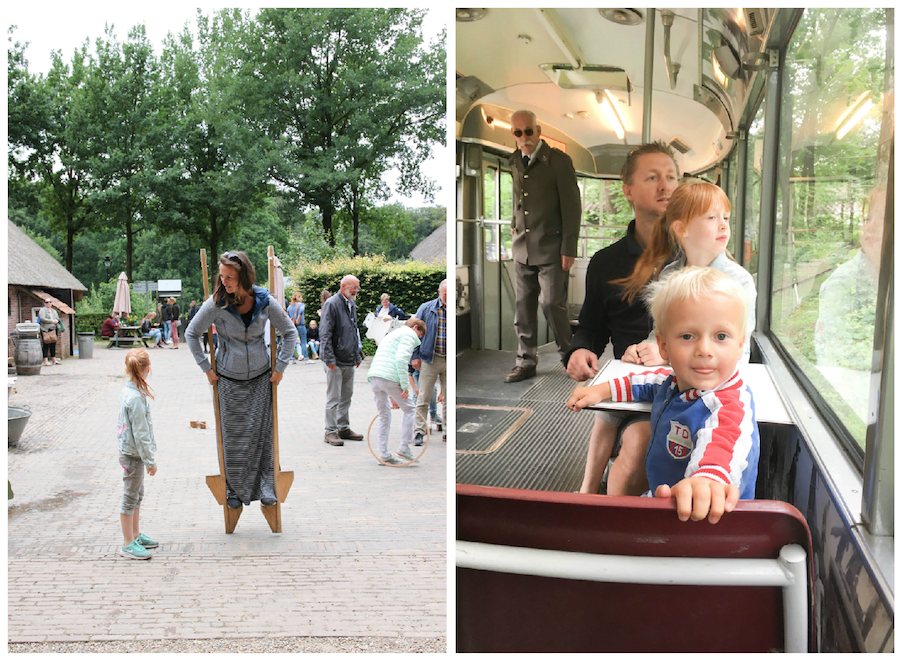 Nederlands openluchtmuseum, kindvriendelijk museum, museumjaarkaart, dagje uit, uitje Nederland,