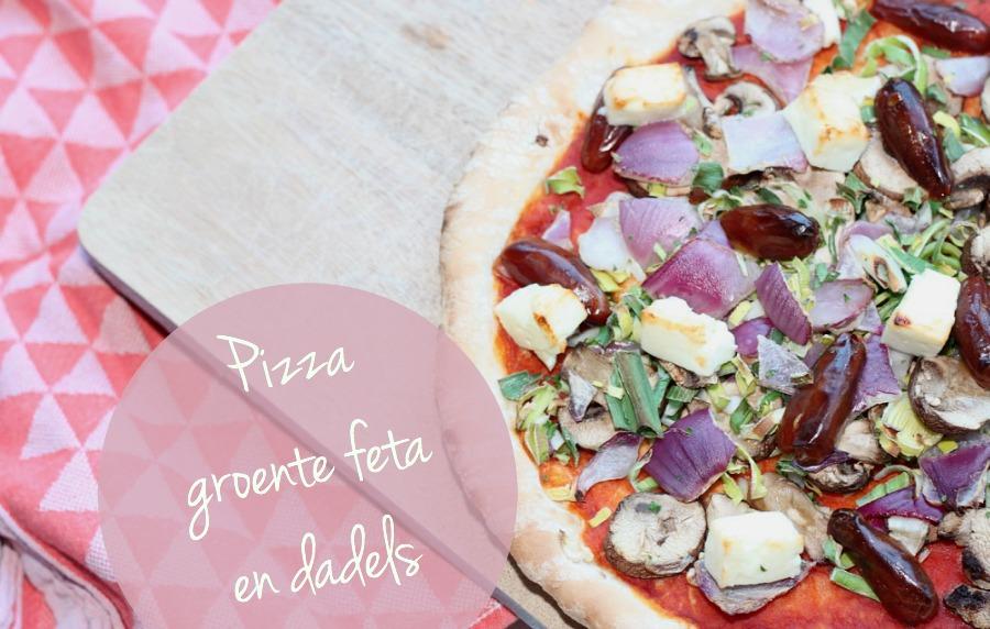 zelf pizza beleggen