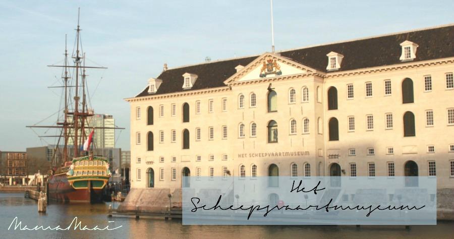 uitjes gezin, koningssloep, scheepvaartmuseum