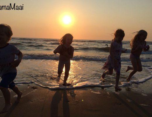 kinderen zijn toe aan vakantie