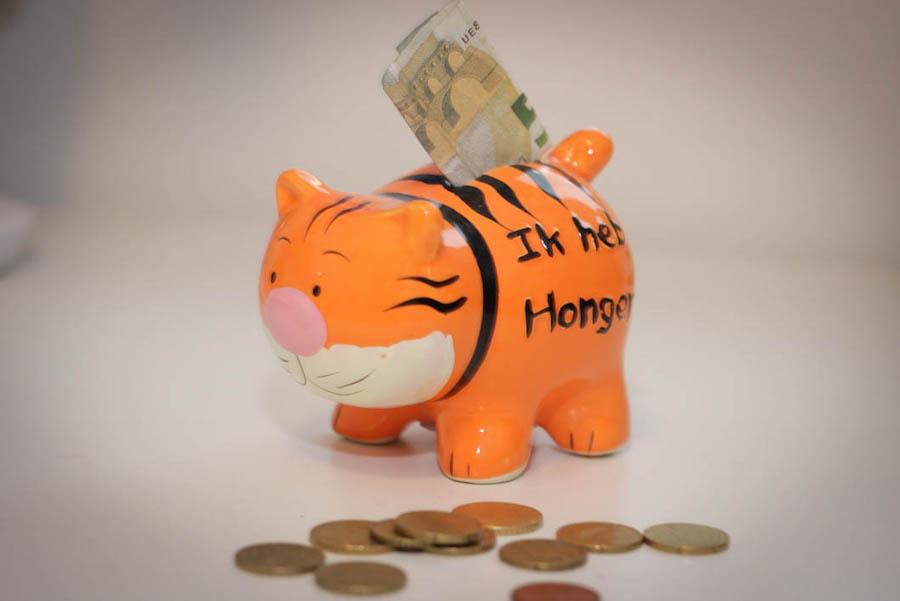 rondkomen op één salaris, besparen als jong gezin, bespaartips